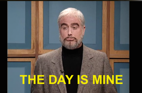 SNL The Day is Mine