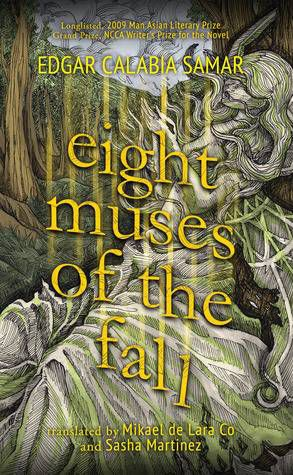 eight muses of the fall