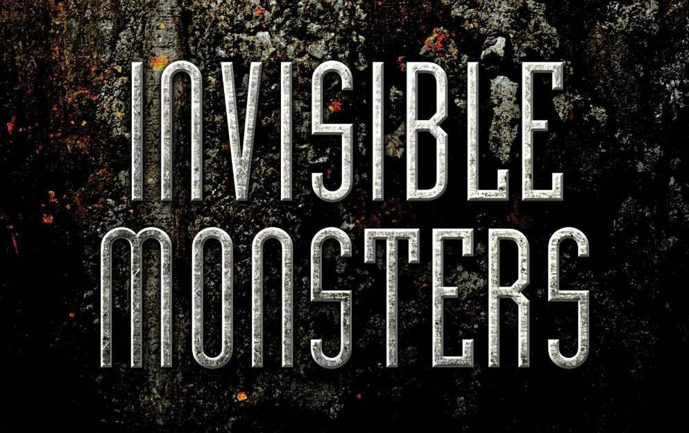 invisible monsters talker 25