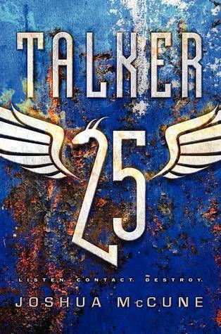 talker 25 cover