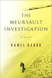cover of the meursault investigation by kamel daoud