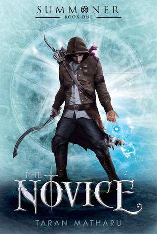 the novice cover