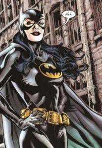 Huntress. Helena Bertinelli. Batgirl. No Man's Land. DC Comics.