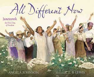 Cover of All Different Now by Angela Johnson