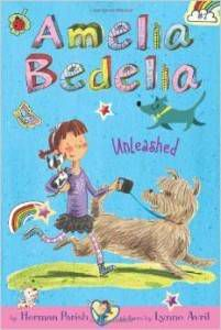 Amelia Bedelia Unleashed by Herman Parish