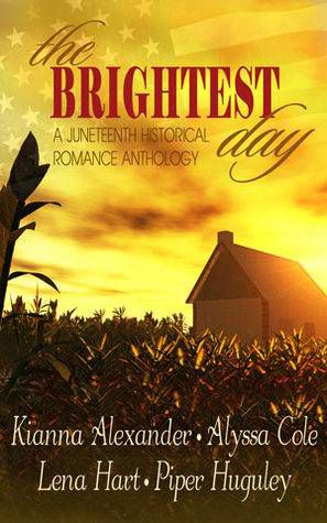 Cover of novella collection The Brightest Day