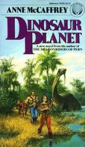mccaffrey dinosaur planet cover