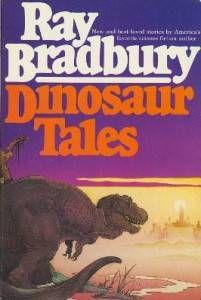 Bradbury dinosaur tales cover