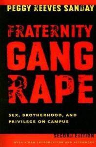 Fraternity gang rape