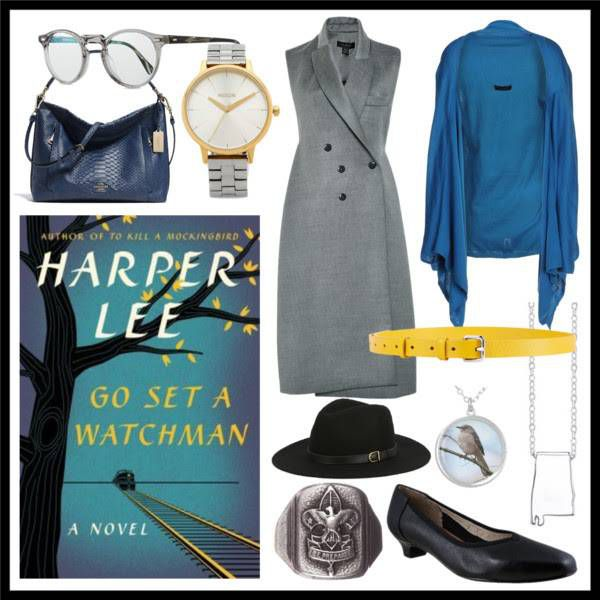 Book Style: Go Set a Watchman