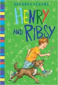 Henry Huggins and Ribsy by Beverly Cleary