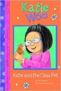 Katie and the Class Pet by Fran Manushkin