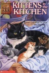 Kittens in the Kitchen by Ben M. Baglio
