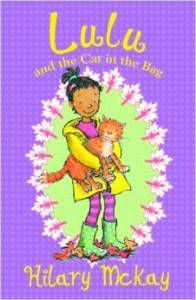 Lulu and the Cat in the Bag by Hilary McKay