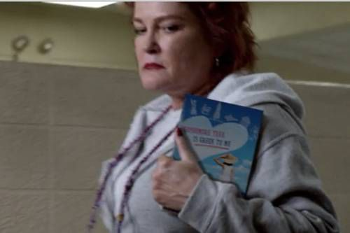 OITNB Books Sophomore Year is Greek to Me Red