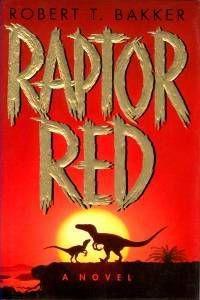 bakker raptor red cover