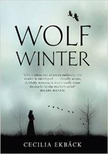 Wolf Winter by Cecilia Eckback.