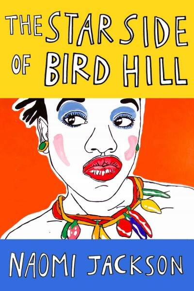 the cover of the star side of bird hill
