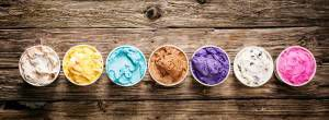© stockcreations | Dreamstime.com - Assorted Flavors Of Gourmet Italian Ice Cream Photo