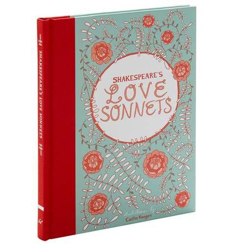 signed love sonnets caitlin keegan