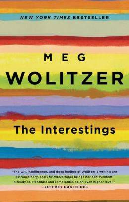 Cover of The Interestings by Meg Wolitzer