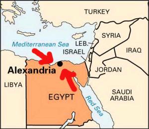 Alexandria-Egypt