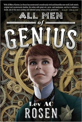 The ultimate guide to books for reluctant readers ages 14 to 15 all men of genius by lev ac rosen publicscrutiny Image collections