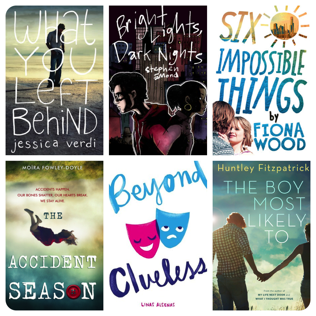 Image result for August's recommended YA titles: sexuality, mental health and a kidnapping