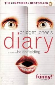 Bridget Joness Diary by Helen Fielding Book