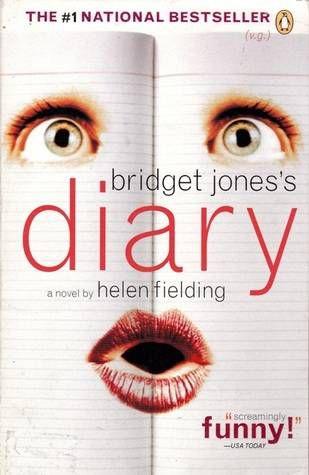 Bridget Jones's Diary by Helen Fielding Book