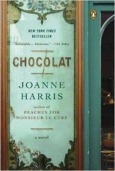 Chocolat by Joanne Harris book