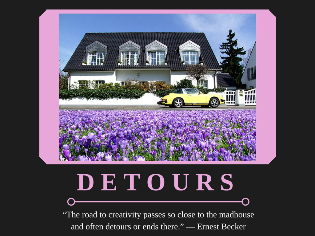 Depressing Book Quote Posters - Detours
