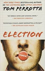 Election Book Cover