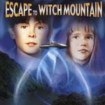Escape to Witch Mountain Disney movie