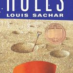 Holes by Louis Sachar book