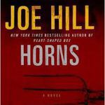 Horns by Joe Hill book
