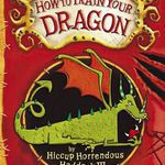 How to Train Your Dragon by Cressida Cowell book