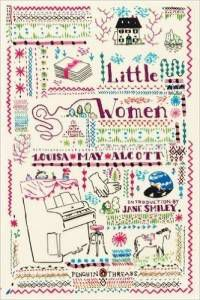 Little Women (Penguin Threads edition) by Louisa May Alcott