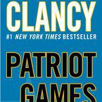 Patriot Games by Tom Clancy book