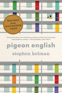 Pigeon English Book Cover