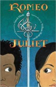Romeo and Juliet by Gareth Hinds