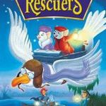 The Rescuers Disney movie