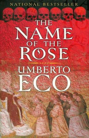 Cover of The Name of the Rose by Umberto Eco
