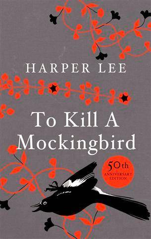 Image result for to kill a mockingbird cover