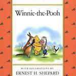 Winnie the Pooh by A A Milne book
