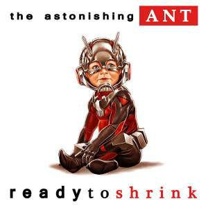 ant man ready to shrink