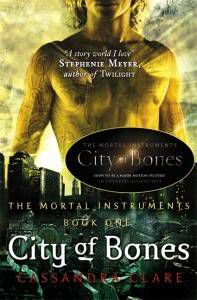 City of Bones book cover | Top YA Books
