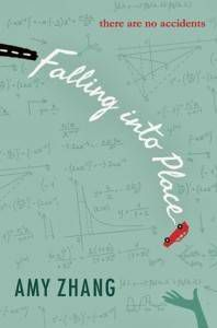 Falling Into Place by Amy Zhang cover