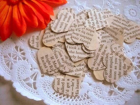 Anne of Green Gables confetti