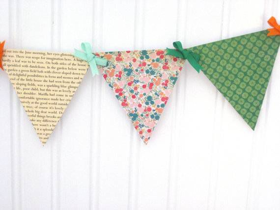 anne of green gables bunting